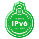 This site is ready for the future with full IPv6 support